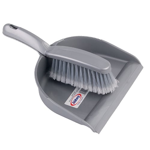 Ellipse Dustpan & Brush Set-0