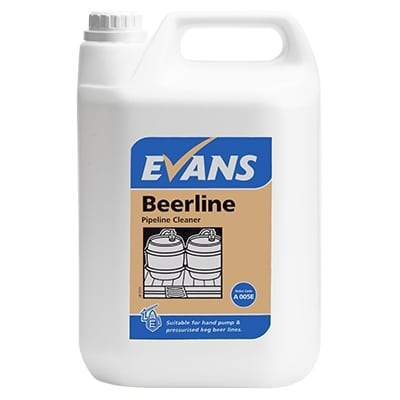 Evans Beer Line Cleaner 5L