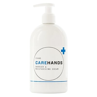 Evans Carehands Barrier & Moisturising Hand Cream 500ml