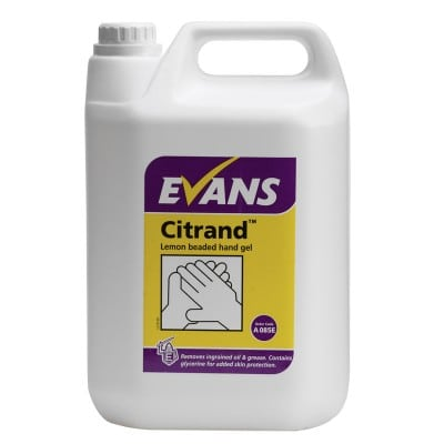Citrand Hand Cleaning Gel 5L