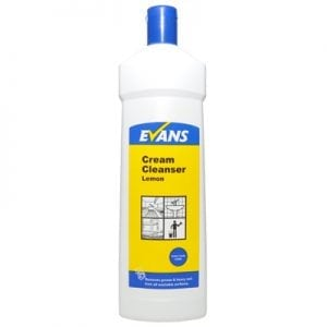 Evans Cream Cleaner 500ml