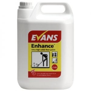Evans Enhance Floor Polish 5L