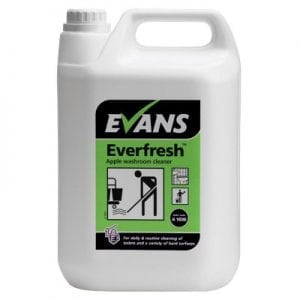 Evans Everfresh Toilet Cleaner 5L