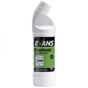 Evans Everfresh Toilet Cleaner 1L