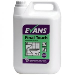 Final Touch Bactericidal Cleaner 5L