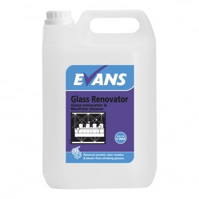 Evans Glass Liquid Renovator 2.5L