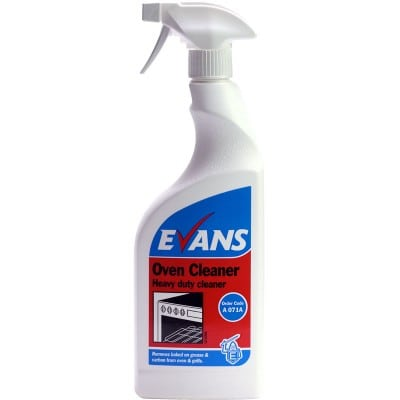 Evans Oven Cleaner 750ml