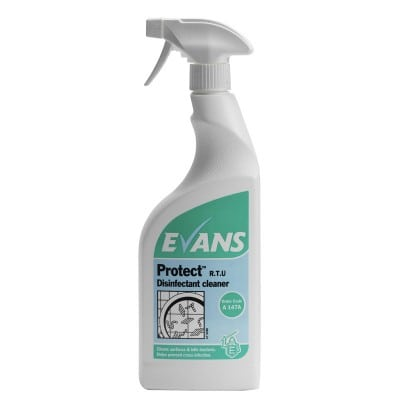 Protect Disinfectant Cleaner 750ml