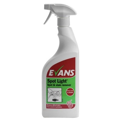 Evans Spot Light Stain Remover 750ml