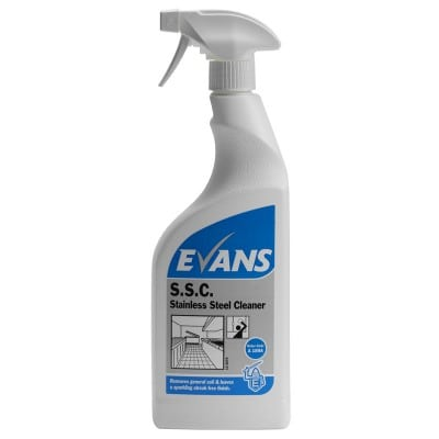 S.S.C Stainless Steel Cleaner 750ml