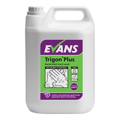 Evans Trigon Plus Hand Soap 5L