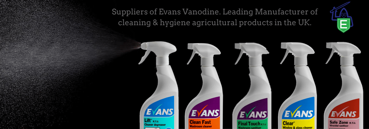 Evans Cleaning Products