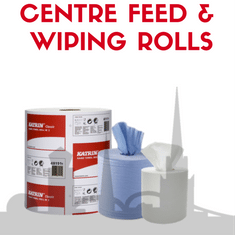Centre Feed & Wiping Rolls