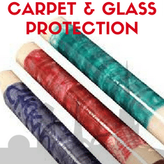 Carpet & Glass Protection