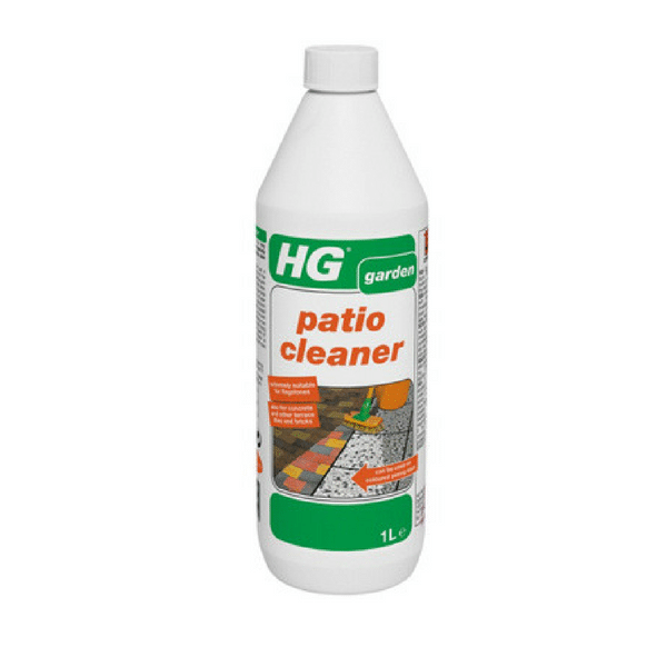hg patio cleaner 1ltr city cleaning supplies. Black Bedroom Furniture Sets. Home Design Ideas