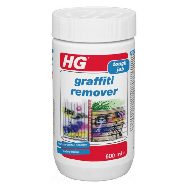 hg graffiti remover 600ml city cleaning supplies. Black Bedroom Furniture Sets. Home Design Ideas