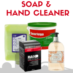 Soap & Hand Cleaner