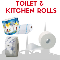 Toilet & Kitchen Rolls